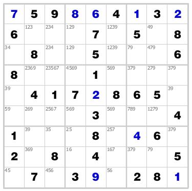 Y-Wing Example